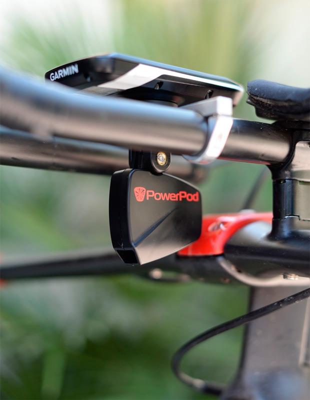 PowerPod, un novedoso (y relativamente económico) medidor de potencia para ciclistas