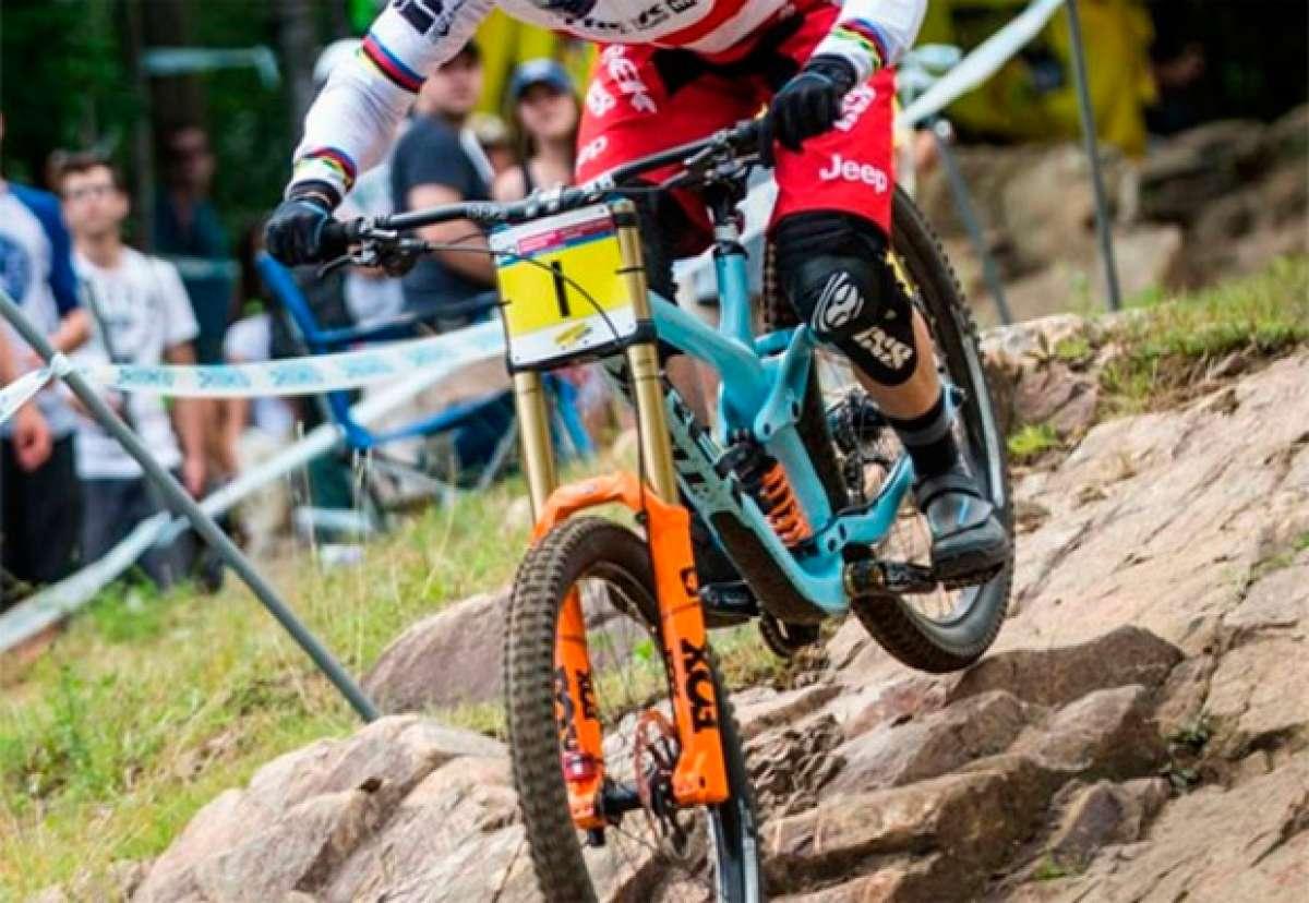 Novedades en el reglamento de la Copa del Mundo UCI DHI