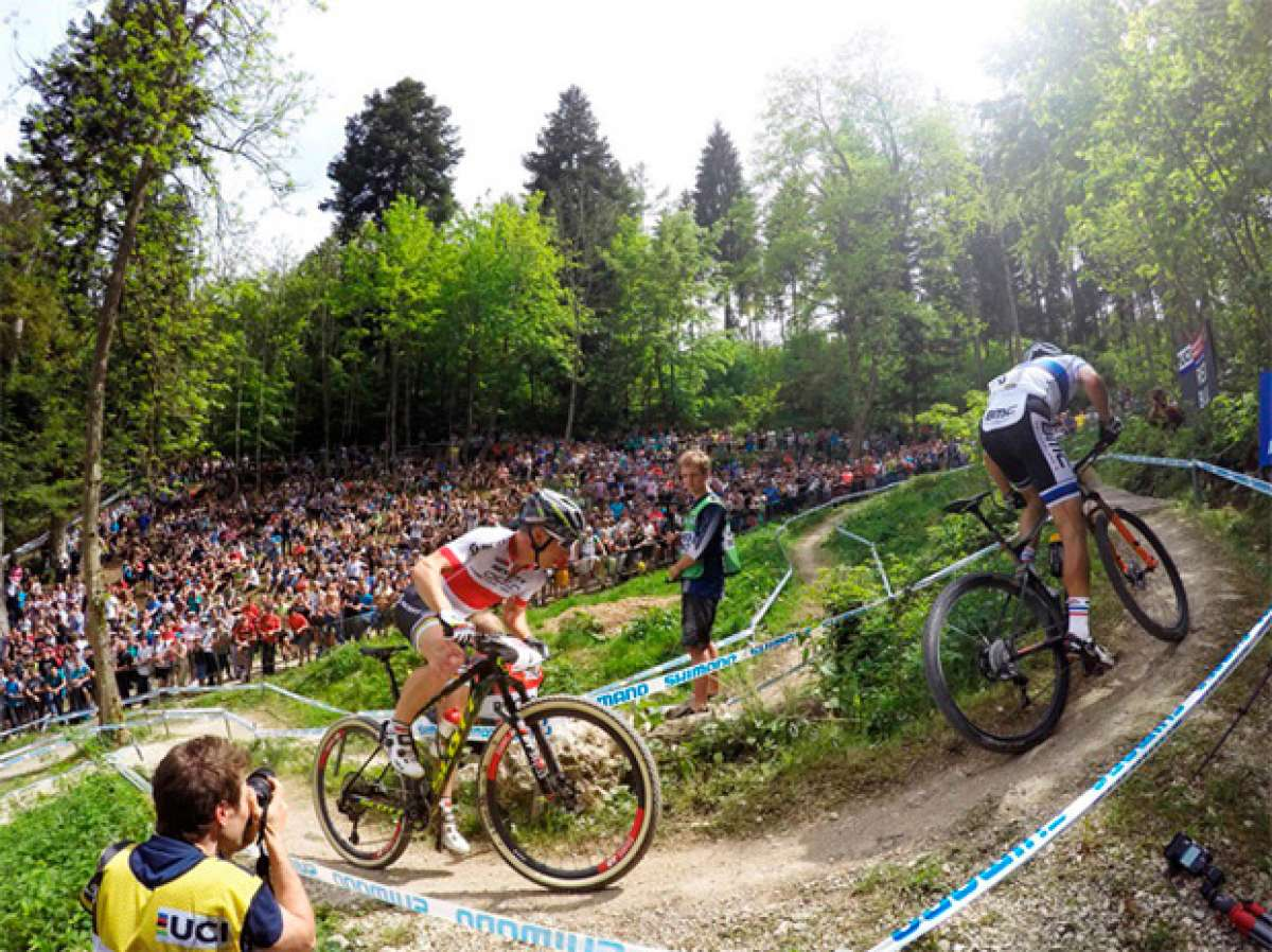 Los mejores momentos de la Copa del Mundo UCI XCO en Albstadt (Alemania)