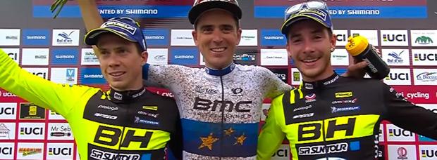 Los mejores momentos de la Copa del Mundo UCI XCO en La Bresse (Francia)