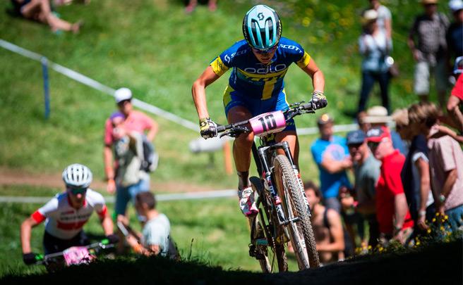 Los mejores momentos de la Copa del Mundo UCI XCO 2016 de Lenzerheide