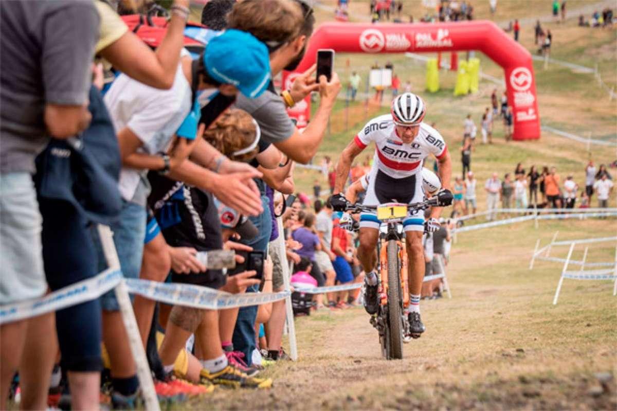 Los mejores momentos de la Copa del Mundo UCI XCO 2016 de Vallnord