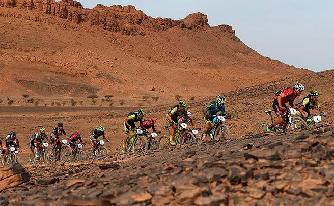 Los mejores momentos de la Gaes Titan Desert by Garmin 2016