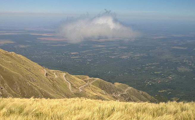 La foto del día en TodoMountainBike: 'A 2.000 metros sobre el nivel del mar'