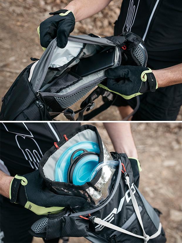 Nueva mochila de hidratación BH EVO