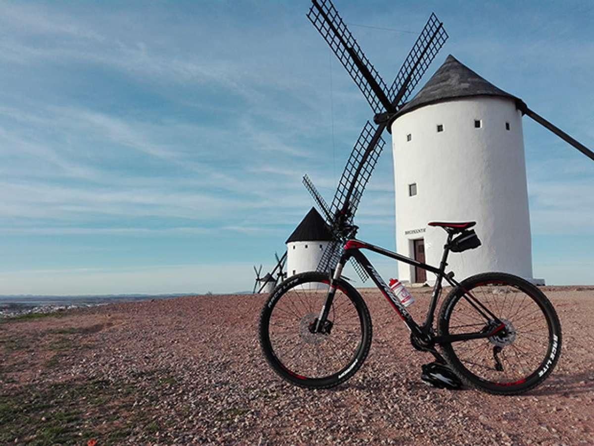 La foto del día en TodoMountainBike: 'Don Quijote 2016'