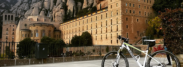 La foto del día en TodoMountainBike: 'La montaña sagrada'