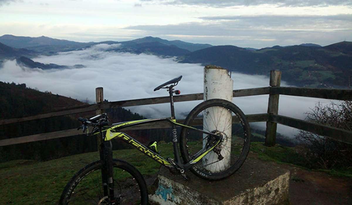 """La foto del día en TodoMountainBike: """"Monte Ilso (Bizkaia)"""""""