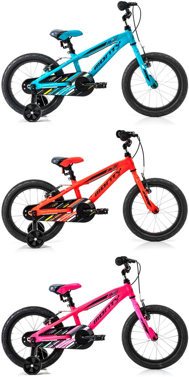 En TodoMountainBike: Novedades y mucho color en la nueva gama de bicicletas infantiles de Monty