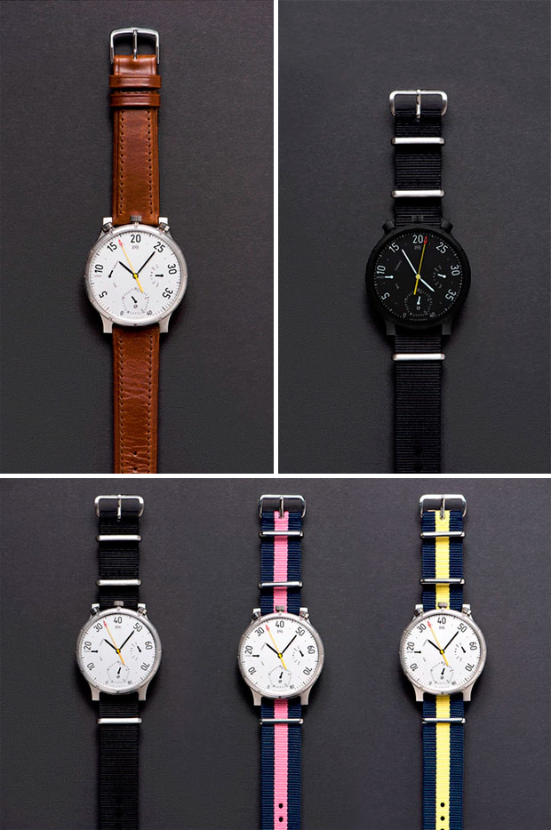 En TodoMountainBike: MOSKITO Watch, un elegante reloj de pulsera convertible en ciclocomputador, y viceversa