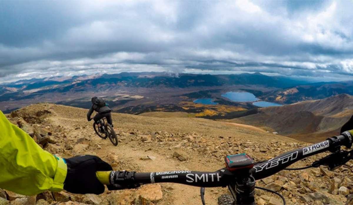 De ruta por el Monte Elbert (4.401 metros) con Nate Hills y compañía