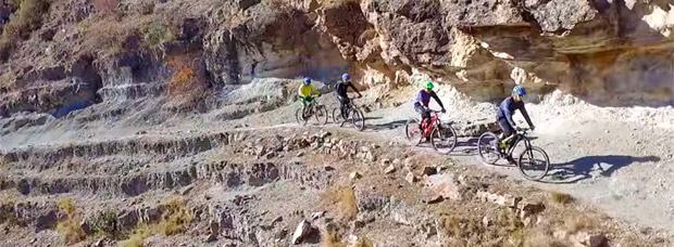 Mountain Bike en Igea, La Rioja escondida