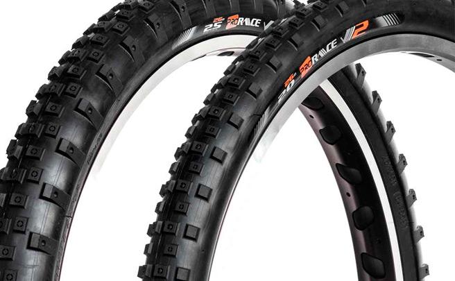 Nuevos neumáticos Monty ProRACE de 26 pulgadas