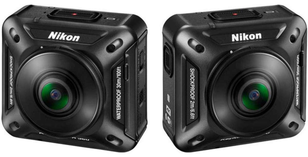 Nikon KeyMission 360, una nueva cámara de acción con captura de vídeo 4K a 360º