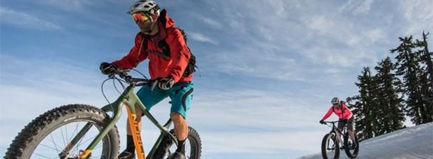 La nueva Norco Ithaqua (Fat Bike) de 2017 en acción