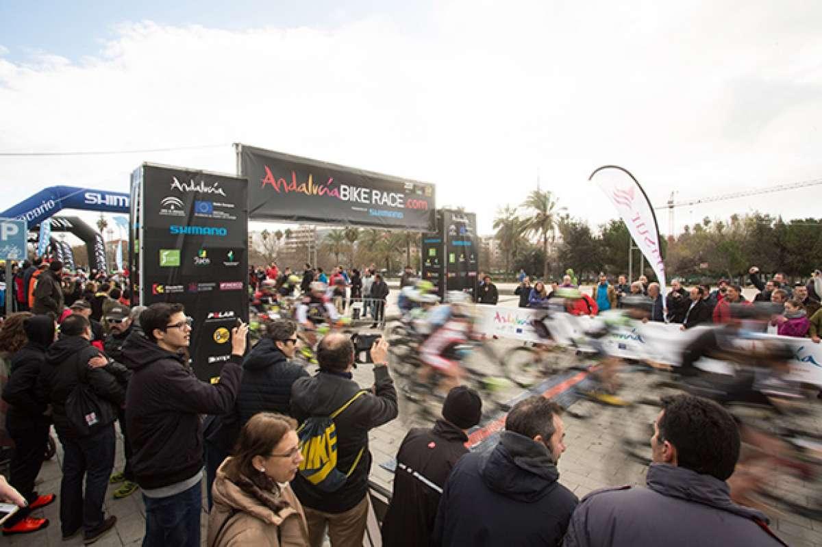 Nuevo recorrido y nuevo formato individual de participación para la Andalucía Bike Race 2017