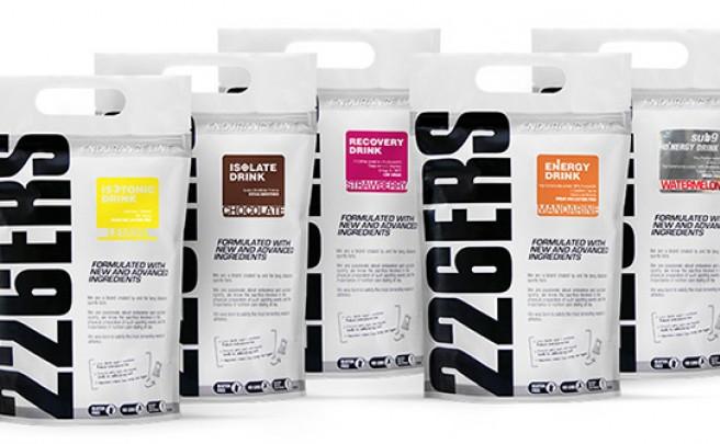 Nuevo envase ecológico para los productos de 226ERS