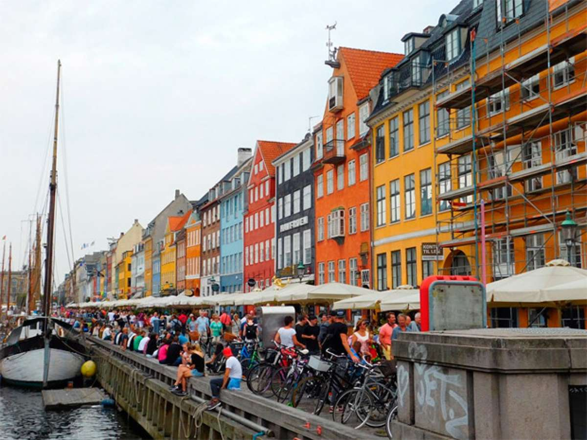 En TodoMountainBike: Por primera vez, más bicicletas que coches en las calles de Copenhague (Dinamarca)