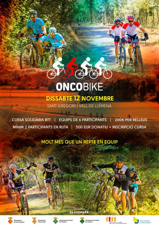 Cincuenta equipos confirmados para la primera edición del reto solidario Oncobike