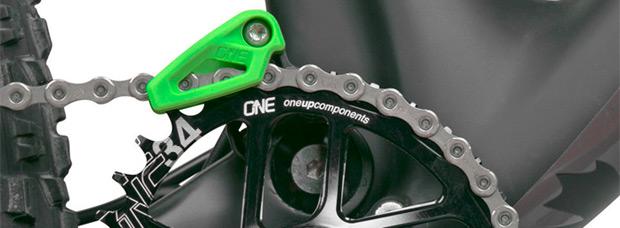 Nuevos guía-cadenas ultraligeros de OneUp Components
