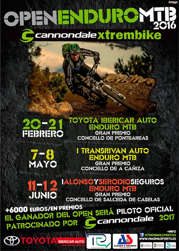 Presentación del primer Open Enduro Cannondale-Xtrembike MTB