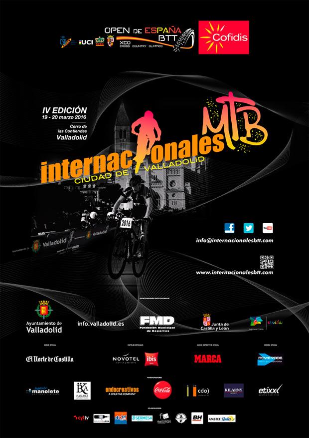 Internacionales MTB Ciudad de Valladolid: Abiertas las inscripciones