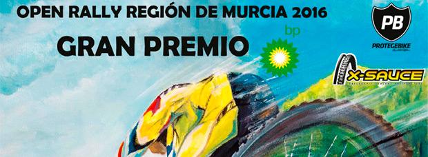 Arranca el Open Rally Región de Murcia 2016