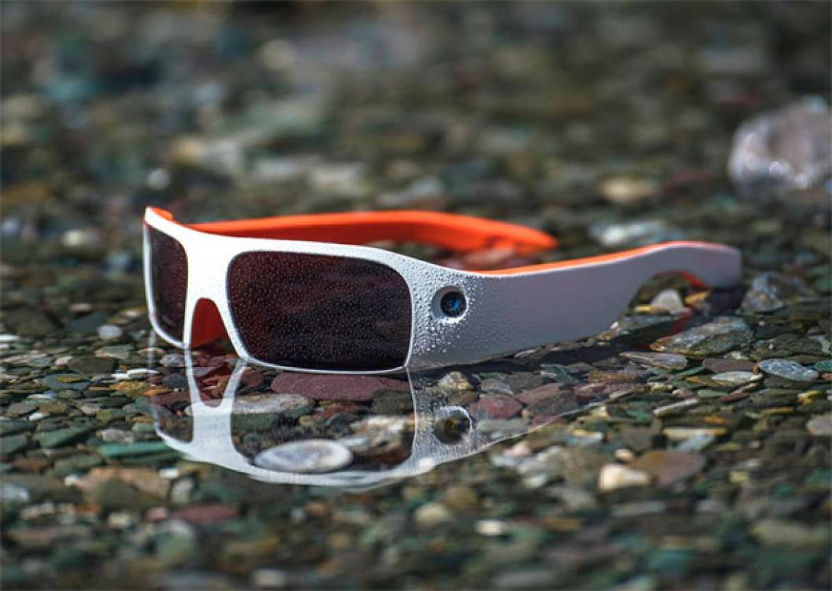 ORBI Prime, las primeras gafas deportivas que graban vídeo a 360º