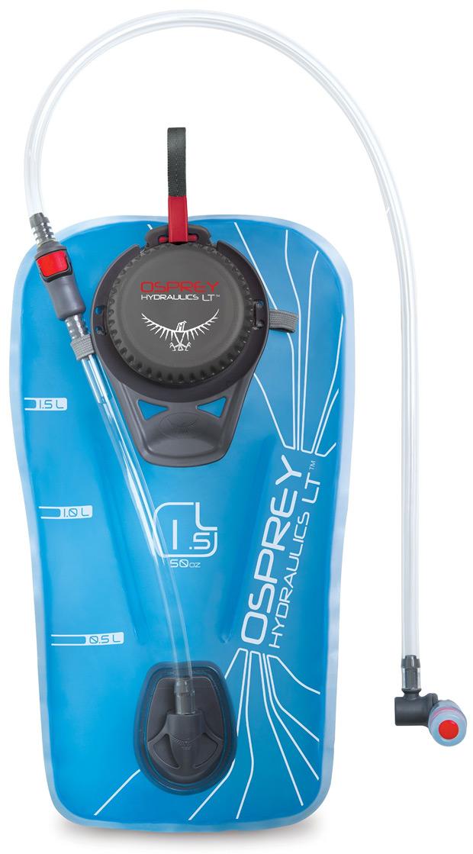 Nuevos depósitos Osprey Hydraulics LT para mochilas de hidratación