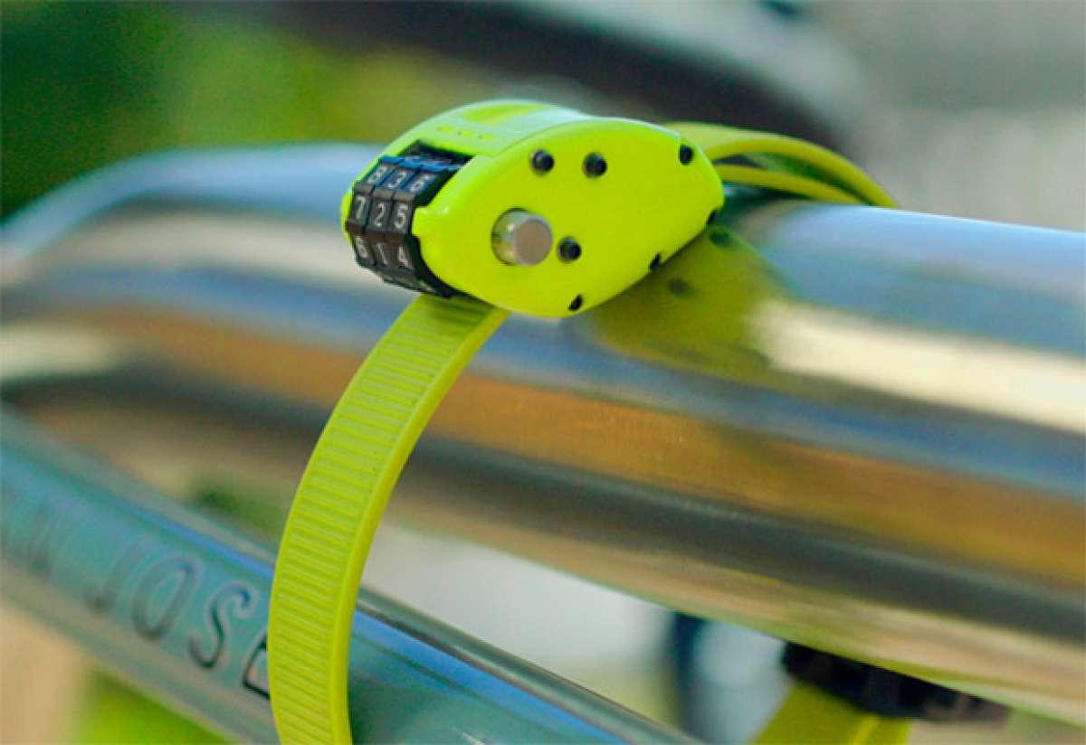 OTTOLOCK, un candado antirrobo (para bicicletas) de alta seguridad y peso mínimo