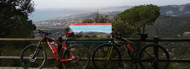 La foto del día en TodoMountainBike: 'Parque de la Serralada Litoral'