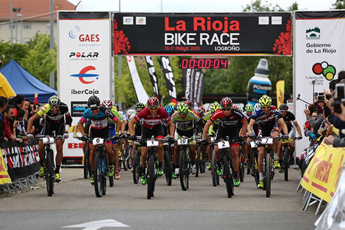 Los favoritos de La Rioja Bike Race 2016