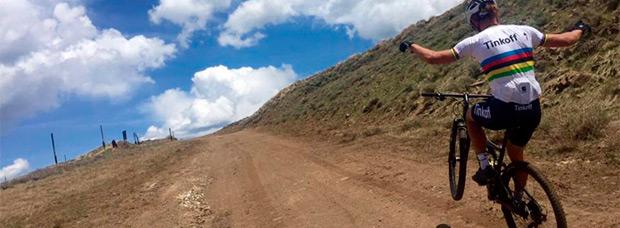 Peter Sagan, seleccionado por la Asociación de Ciclismo de Eslovaquia para la prueba XCO de Río