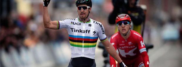¿Peter Sagan compitiendo por el oro olímpico en la prueba XCO de Río? Todo es posible