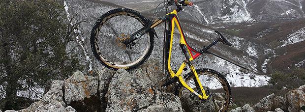 La foto del día en TodoMountainBike: 'Picos de La Robla'