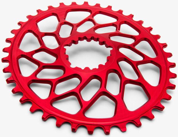 En TodoMountainBike: Nuevos platos ovalados de absoluteBLACK para bicicletas de ciclocross