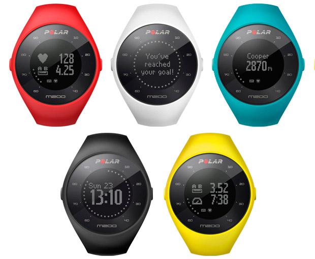 En TodoMountainBike: Polar M200, un reloj GPS con pulsómetro óptico y precio más que competente