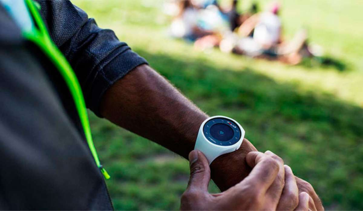Polar M200, un reloj GPS con pulsómetro óptico y precio más que competente