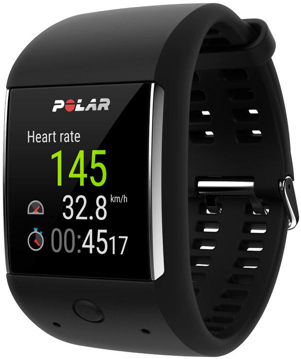 Polar M600, la fusión perfecta entre reloj de entrenamiento y smartwatch