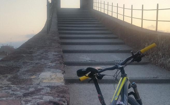 La foto del día en TodoMountainBike: 'Pont del Diable'