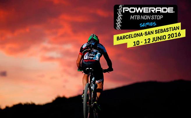 Todo listo para la segunda edición de la Powerade Non Stop Barcelona-San Sebastián