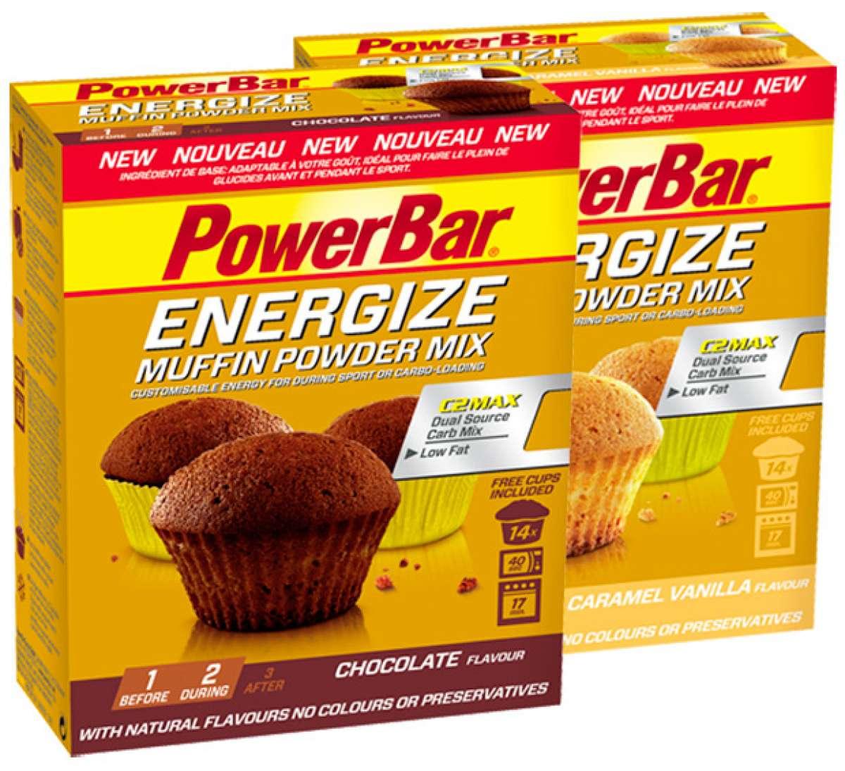 PowerBar Energize Muffins, un desayuno pensado para deportistas