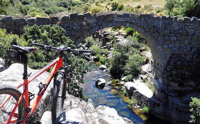 La foto del día en TodoMountainBike: 'Ruta por Gredos'