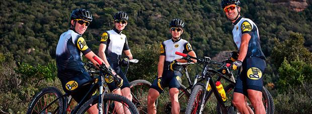 Premio especial 'BUFF' con motivo del nuevo patrocinio de la Andalucía Bike Race