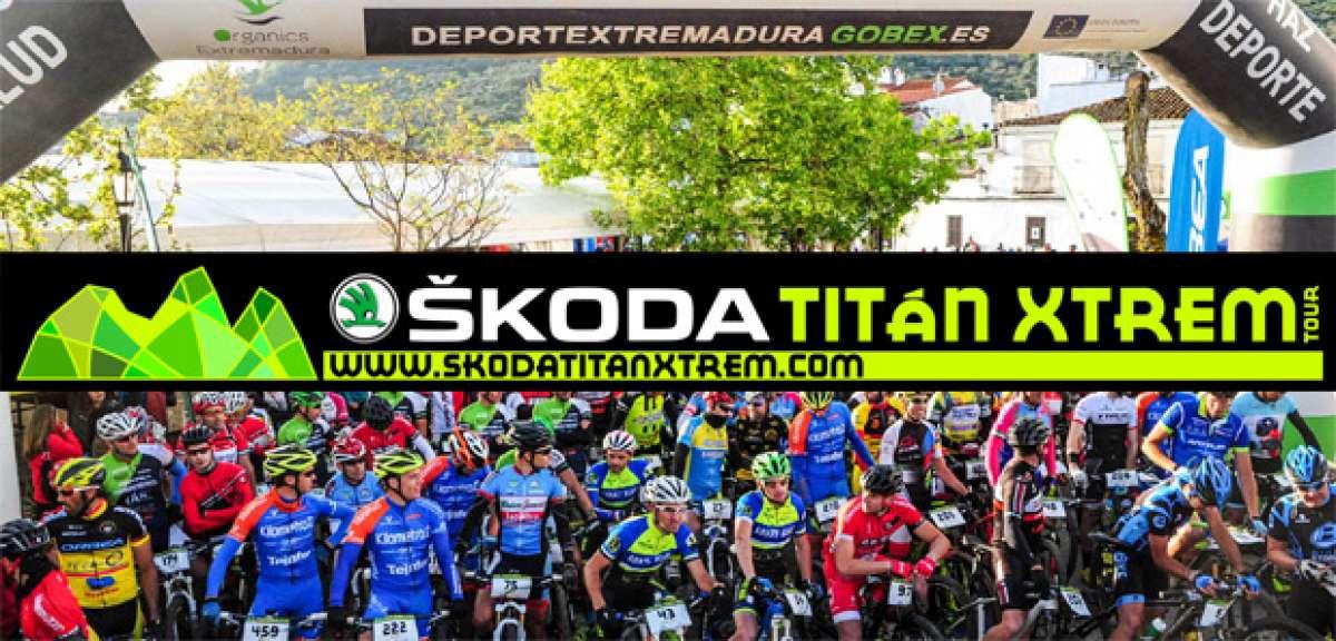 Más de 3.000 euros en premios para el Skoda Titán Xtrem Tour 2016
