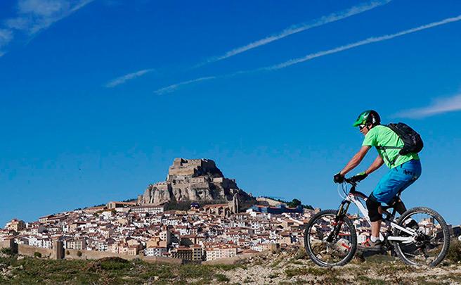 Presentada la Big Ride Morella, tercera prueba del Open de España de Enduro