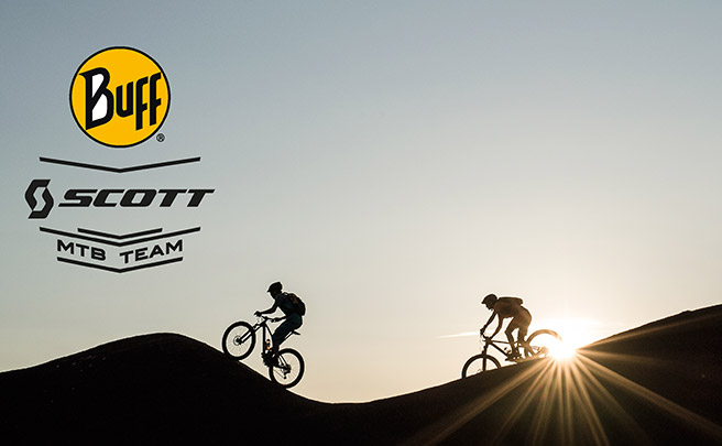 Presentados los integrantes del BUFF Scott MTB Team para la temporada 2017