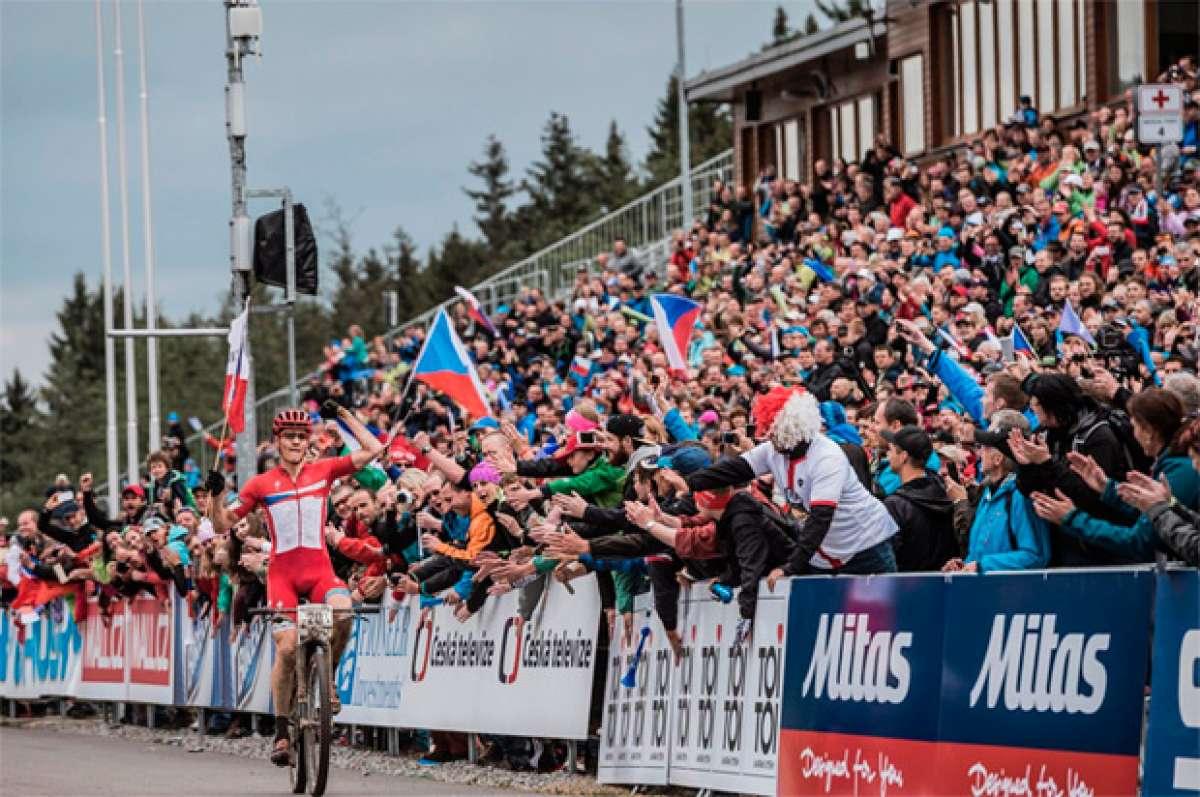 Todo a punto para los Campeonatos Mundiales UCI XCO/XCR/XCE en Nové Mêsto Na Moravé