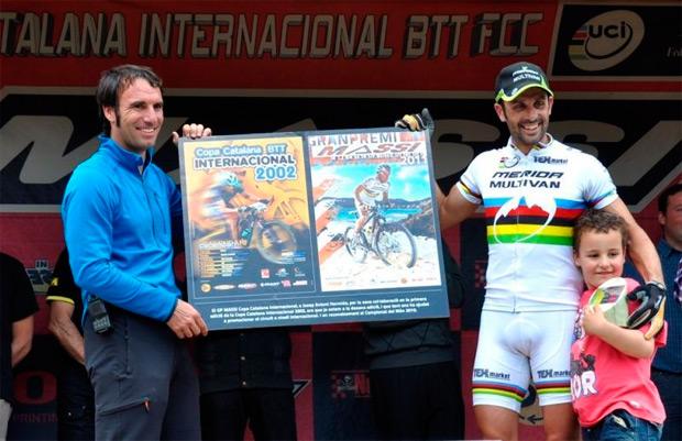 Copa Catalana Internacional BTT 2016: Quince ediciones con los mejores ciclistas del mundo
