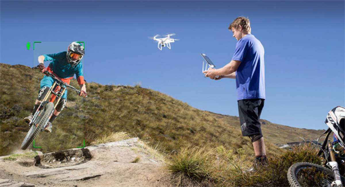 El nuevo dron DJI Phantom 4, al detalle